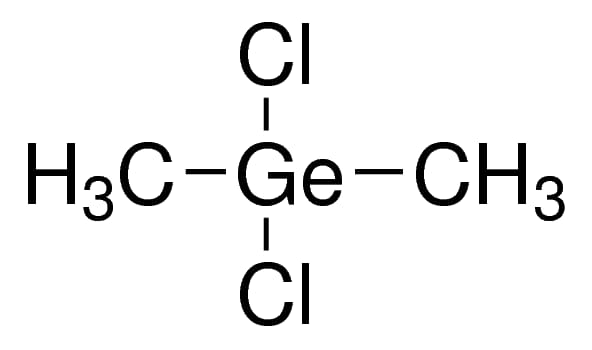 Dimethylgermanium dichloride Chemical Structure
