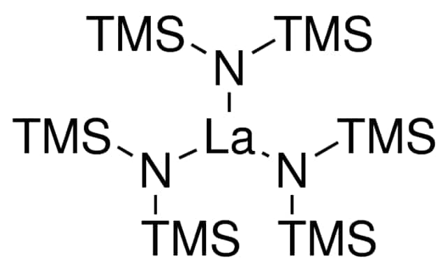 La[N(TMS)2]3 Chemical Structure