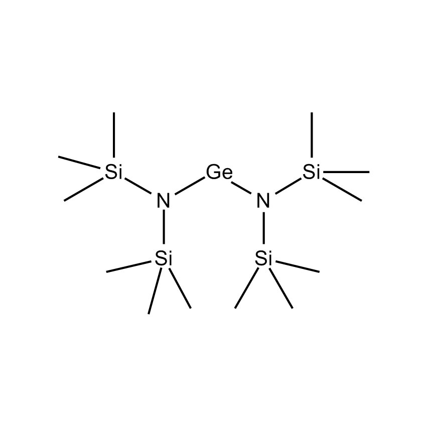 Germanium bis(hexamethyldisilazide) Chemical Structure