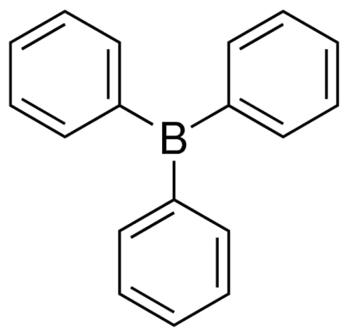 Triphenylboron-Chemical-Structure