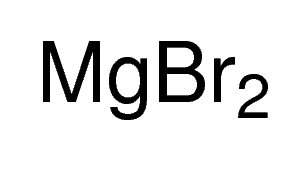 Magnesium bromide anhydrous-chemical-structure