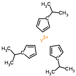 Y(iPrCp)3-chemical-structure