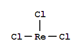 Trichlororhenium Chemical structure