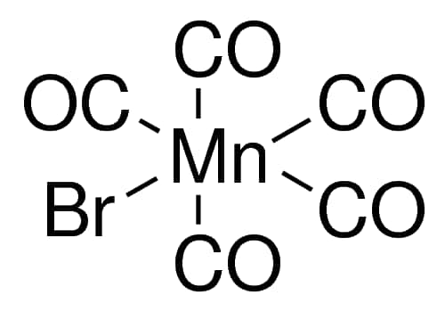 Manganese pentacarbonyl bromide Chemical Structure