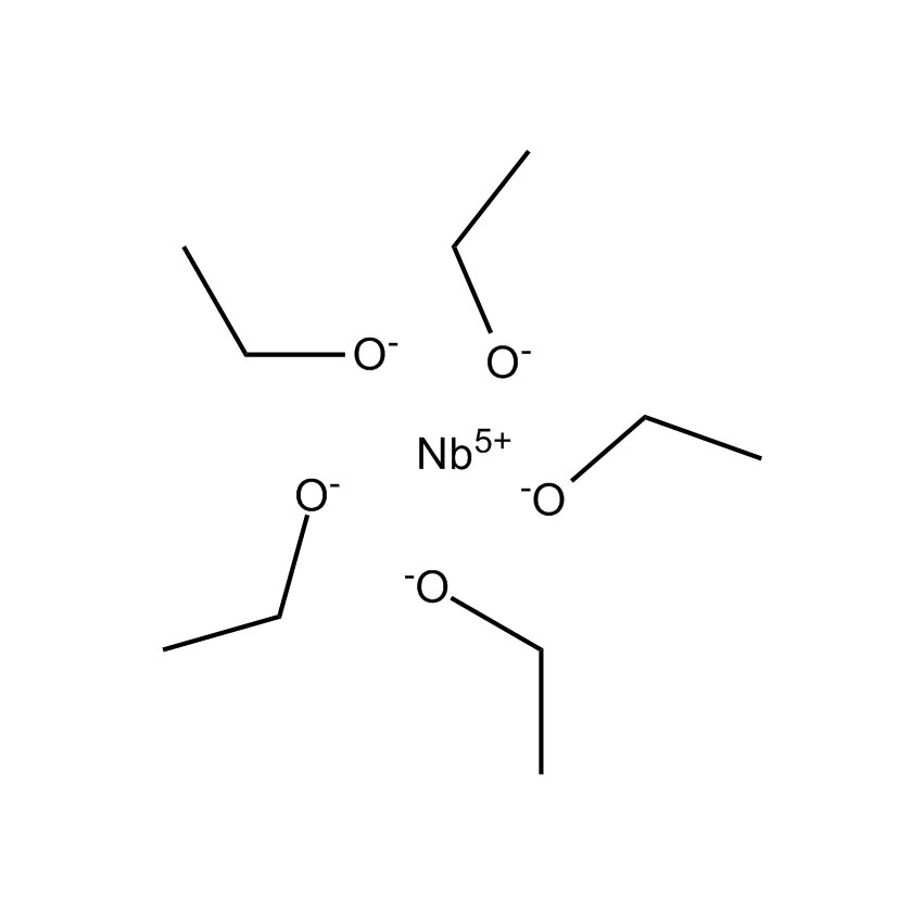NbOEt Chemical Structure