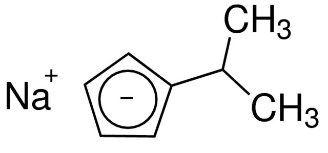 Na(iPrCp) Chemical structure