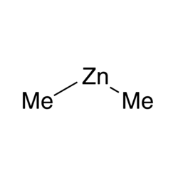 DMZn chemical structure