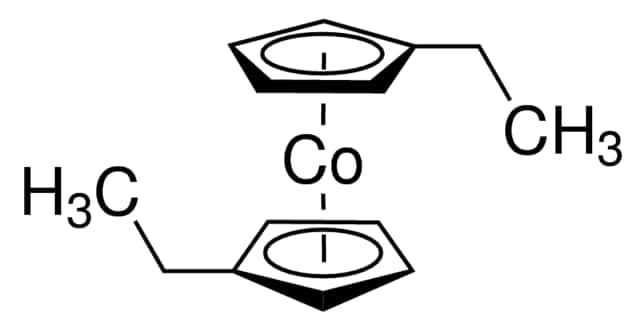 (EtCp)2Co chemical structure