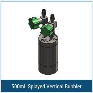 500cc-VerticalSplayedBubbler