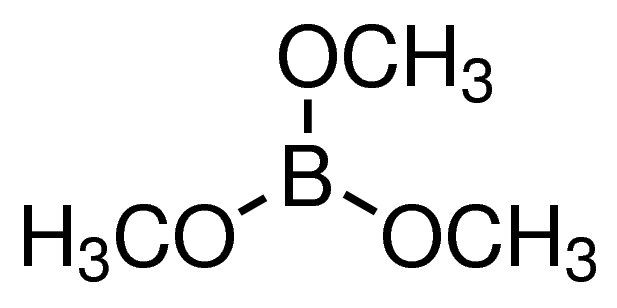 Trimethyl borate Chemical Structure