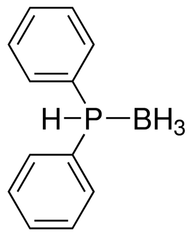 Borane diphenylphosphine complex Chemical Structure