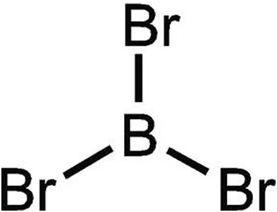 Boron tribromide Chemical Structure