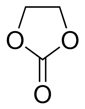 Ethylene carbonate, anhydrous Chemical Structure