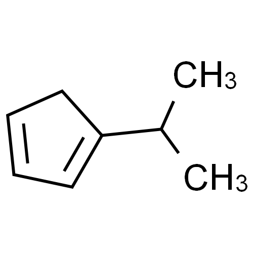 Isopropylcyclopentadiene dimer Chemical Structure