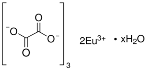 Europium Oxalate Chemical Structure