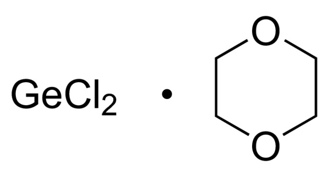 Germanium(II)chloride dioxane complex (1:1) Chemical Structure