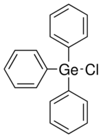 Triphenylgermanium chloride Chemical Structure