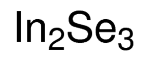 Indium (III) Selenide Chemical Structure