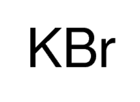Potassium Bromide Chemical Structure
