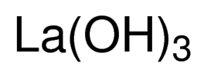 Lanthanum Hydroxide Chemical Structure