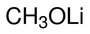 Lithium metoxide Chemical Structure