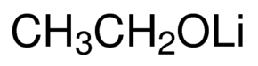 Lithium ethoxide Chemical Structure