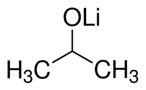 Lithium isopropoxide Chemical Structure