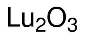 Lutetium Oxide Chemical Structure
