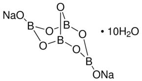 Sodium Borate Chemical Structure