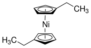 Bis(ethylcyclopentadienyl)nickel Chemical Structure