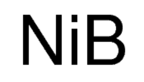 Nickel Boride Chemical Structure