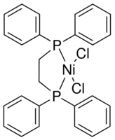 (1,2-Bis(diphenylphosphino)ethane)dichloronickel(II) Chemical Structure