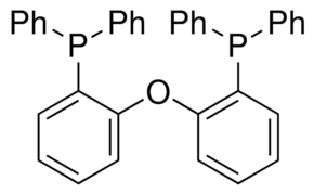 (Oxydi-2,1- phenylene)bis(diphenylphosphine) Chemical Structure