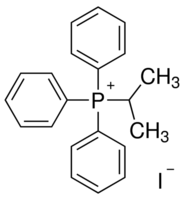 Isopropyltriphenylphosphonium iodide Chemical Structure