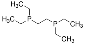 1,2-Bis(diethylphosphino)ethane Chemical Structure