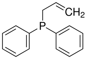 Allyldiphenylphosphine Chemical Structure