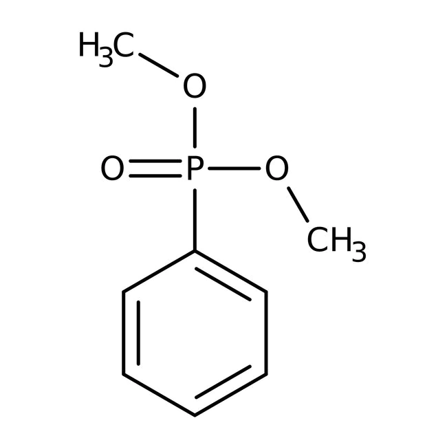 Dimethyl cyclohexylphosphonate Chemical Structure