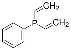 Divinylphenylphosphine Chemical Structure
