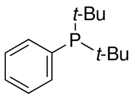 Di-tert-butylphenylphosphine Chemical Structure