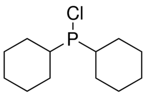 Chlorodicyclohexylphosphine Chemical Structure