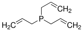 Triallylphosphine Chemical Structure