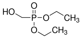 Diethyl(hydroxymethyl)phosphonate Chemical Structure