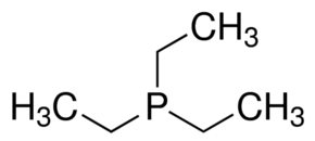Triethylphosphine Chemical Structure