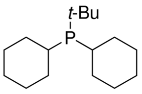 t-Butyldicyclohexylphosphine Chemical Structure