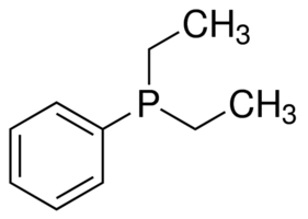 Diethylphenylphosphine Chemical Structure