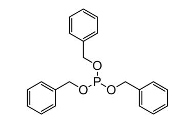 Tribenzylphosphite Chemical Structure