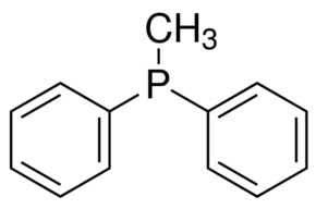 Methyldiphenylphosphine Chemical Structure