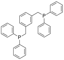1,3-Bis(diphenylphosphinomethyl)benzene Chemical Structure