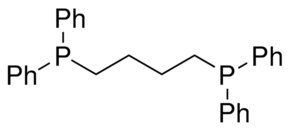 1,4-Bis(diphenylphosphino)butane Chemical Structure