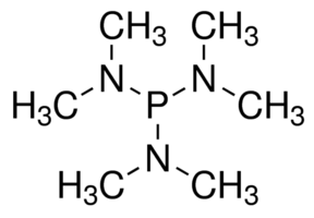 Hexamethylphosphorous triamide Chemical Structure